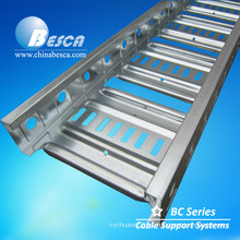 BC4 Galvabond cable ladder tray Australian Type OEM cable tray with CE and UL Listed