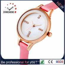 Venta caliente Vogue acero inoxidable reloj mujeres