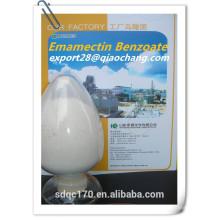 Eficaz Emamectina Benzoato Insecticida 70% TC 5% WDG 5% CE CAS: 155569-91-8