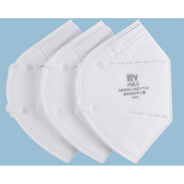 Respirateurs pliables N95 Roll Filter Filter Roll