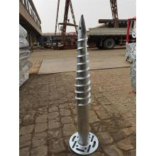 House Support Construction Ground Screw