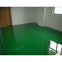 Epoxy resin self-leveling floor