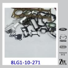 Kit de joint moteur original pour Mazda3 Mazda6 LF / L3 8LG1-10-271