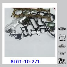 Kit de vedação do motor original para Mazda3 Mazda6 LF / L3 8LG1-10-271