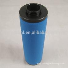 Lieferung 1 Mikron Präzisionsfilter DD500 2901032200, Luftfilter DD500 2901032200