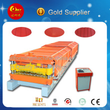 Full Automatic Roll Forming Machine for Roofing Sheets