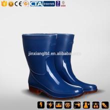 CE Китай Новые резиновые и ПВХ дождь Boot & ПВХ изоляционные инъекции сапоги