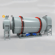 Máquina secadora de tambor rotatorio de coco Coco en venta