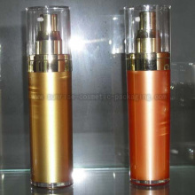 Круглая форма бутылки лосьон L021B & L021N