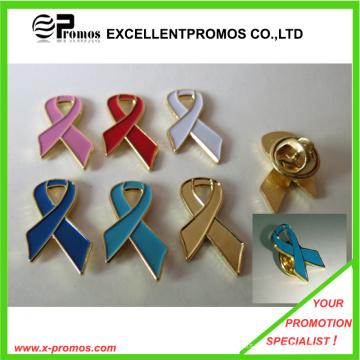 Heiße Qualitäts-kundenspezifische rote Band-Abzeichen, Metallabzeichen (EP-L8260)