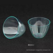 Plastic Bowl Disposable Bowl Mini Bowl 1.2 Oz