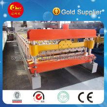 Hky 59-211-900.9 / 844 Профилегибочная машина для производства цветной стальной плитки Автоматическая линия по производству стеновых и кровельных панелей