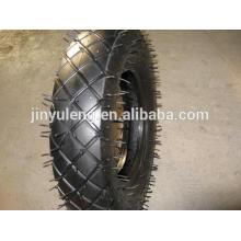 rueda de la carretilla de alta calidad 3.50-8 para la carretilla de rueda, carro de mano, carro,