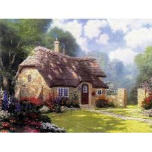Томас Пейзаж масляной живописи для домашнего декора