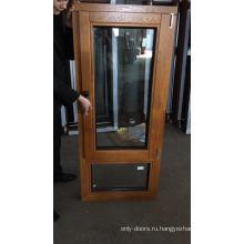 Windows алюминиевые окна деревянные вентиляторы для створки б / у солярии