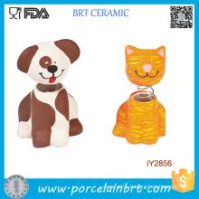 Custom Funny Gift Ceramic Desk Decor Bobble Head