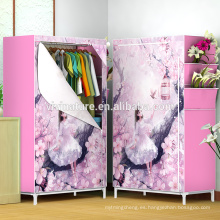 Closet Clothes organizer Armario con puerta