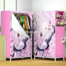 Closet Clothes organizer Wardrobe with door