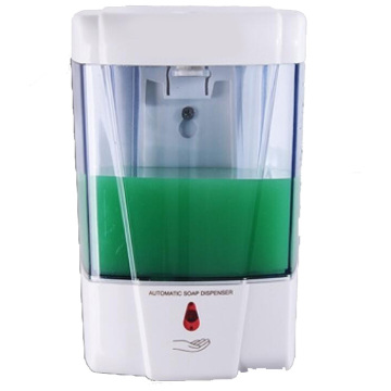 Dispenser di sapone liquido con sensore automatico in materiale ABS