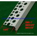 2.0m PVC Corner Bead with Fiberglass Mesh