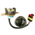 Botão giratório do motor do acelerador para peças Sany SY215