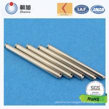 Fabricante de China de alta calidad CNC mecanizado de carbono Stee Rod