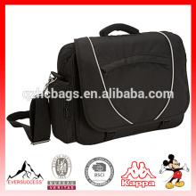 Atacado Mens Business Briefcase Black Laptop Business Bag