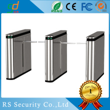Uji Coba Statis Trio ESD Drop Arm Turnstile Barrier