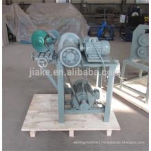 High tensile aluminum reinforced steel wire fiber machine