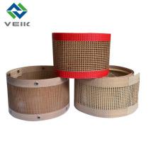 100% veik PTFE first grade ptfe mesh conveyor belt