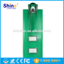 Government Project 20W All In One integrated Solar led Street Light retrofit with IP Camera