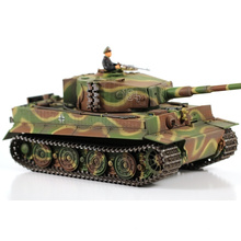 Rei Tigre Vstank Airsoft RC Tank