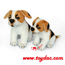 Stuffed Soft Color Dog Toys