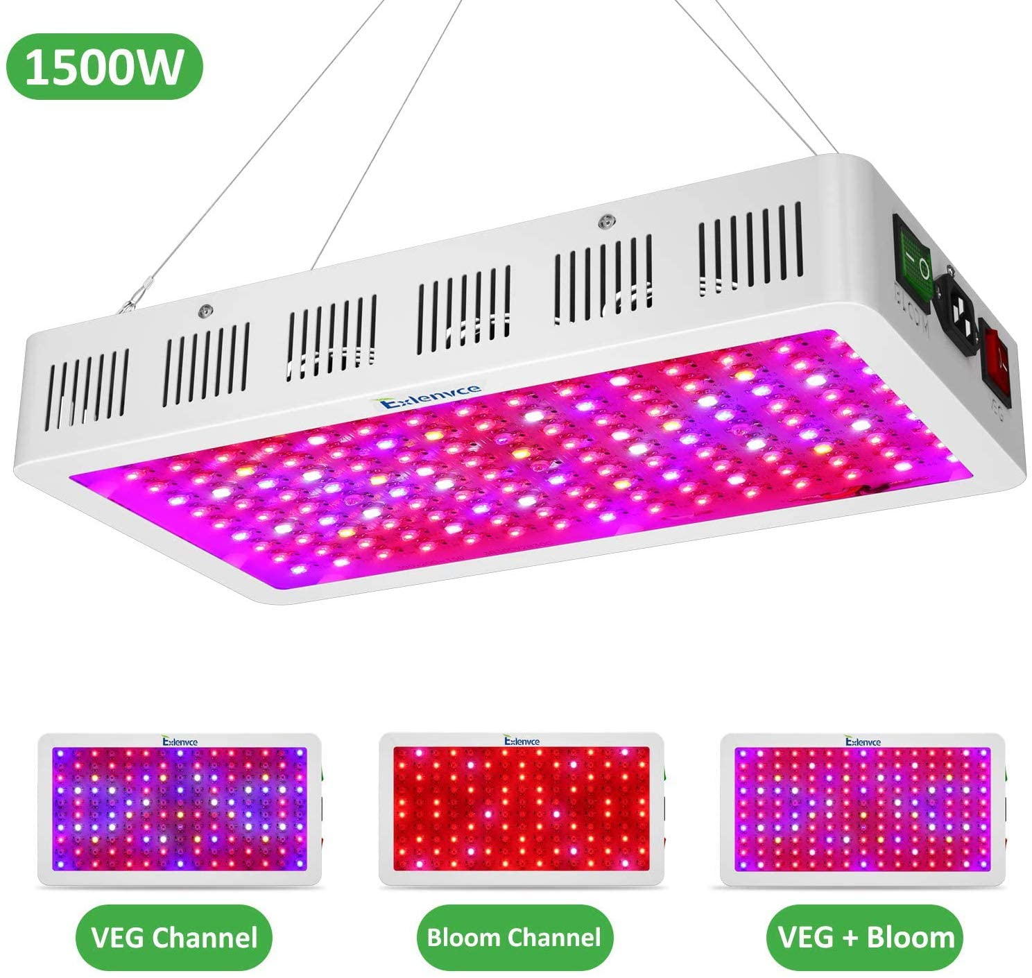 Full Spectrum Led Lights
