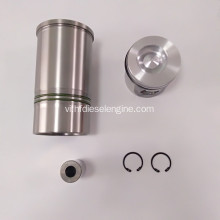 Deutz TCD2013L042V piston xi lanh lót kit 04253772 04294197