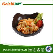 snack de la mer - CHUKA Salade de pieuvre assaisonnée pour sushi