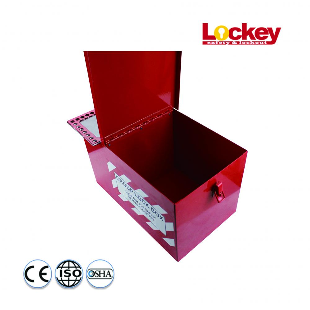 Portable Group Lockout Box