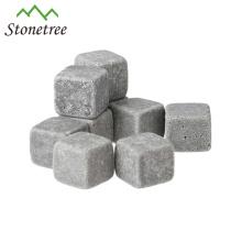 Square Whiskey Stone/Bar Accessory Lava Stone/Bar Accessories Whiskey Stone