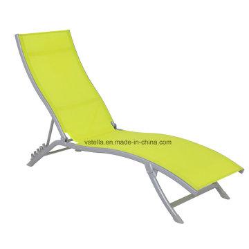 Teslin Outdoor Sunlounge Beach Chair