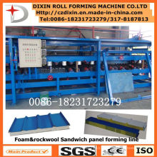 Dx EPS Sandwich Panel Machine