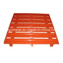 Équipement de palette en acier pour le système de stockage de magasin d'entrepôt