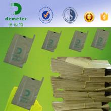 Stérilité Non-Pollution Double couche de sac en papier kraft marron Protection des fruits pour prévenir les maladies, les ravageurs et les insectes