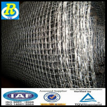 an ping galvanized Square wire mesh