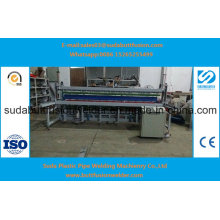 Automatic Bending Machine for 6000mm Plastic Sheet Zw6000