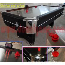 Tabla superficial del hockey del aire del acero inoxidable (DHT8A08S)