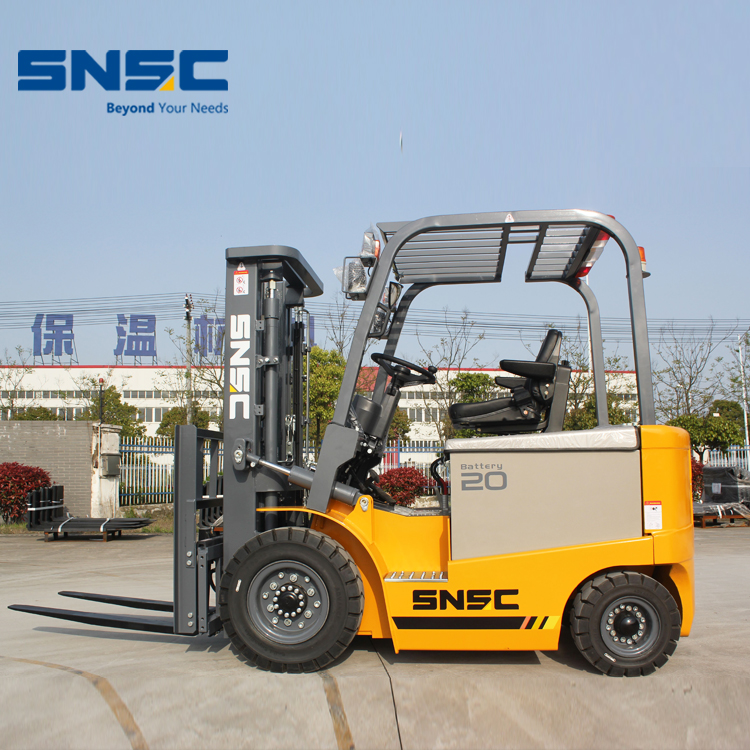 Electric Forklift (2)