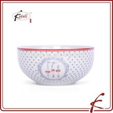 Chaozhou эмаль салат керамическая салатница