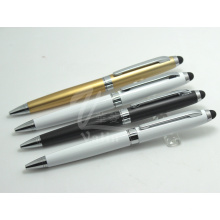 2014 New Promotion Slogan Scan Pen with Stylus