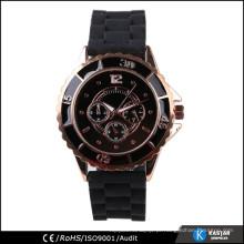Relógio de ouro rosa dourado, preço relógio ocidental