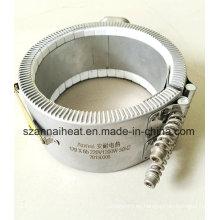 Calentador de banda de elemento calefactor de banda de acero inoxidable (DSH-105)